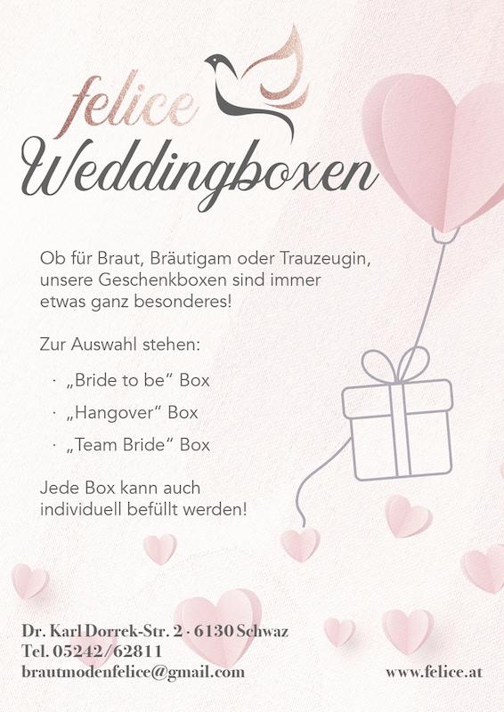Felice Weddingboxen